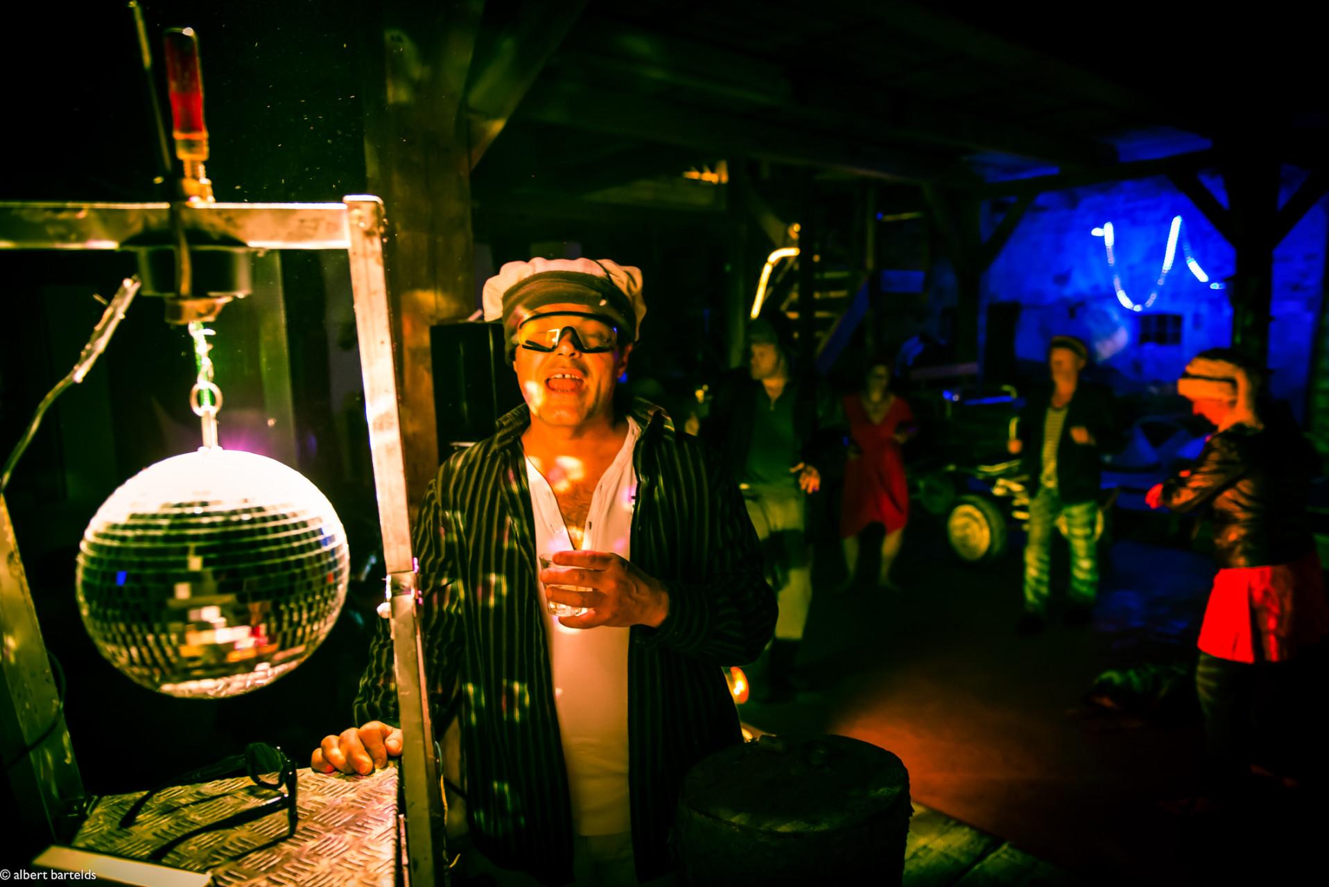 Jazzy dansavond op de deel met dj Fred