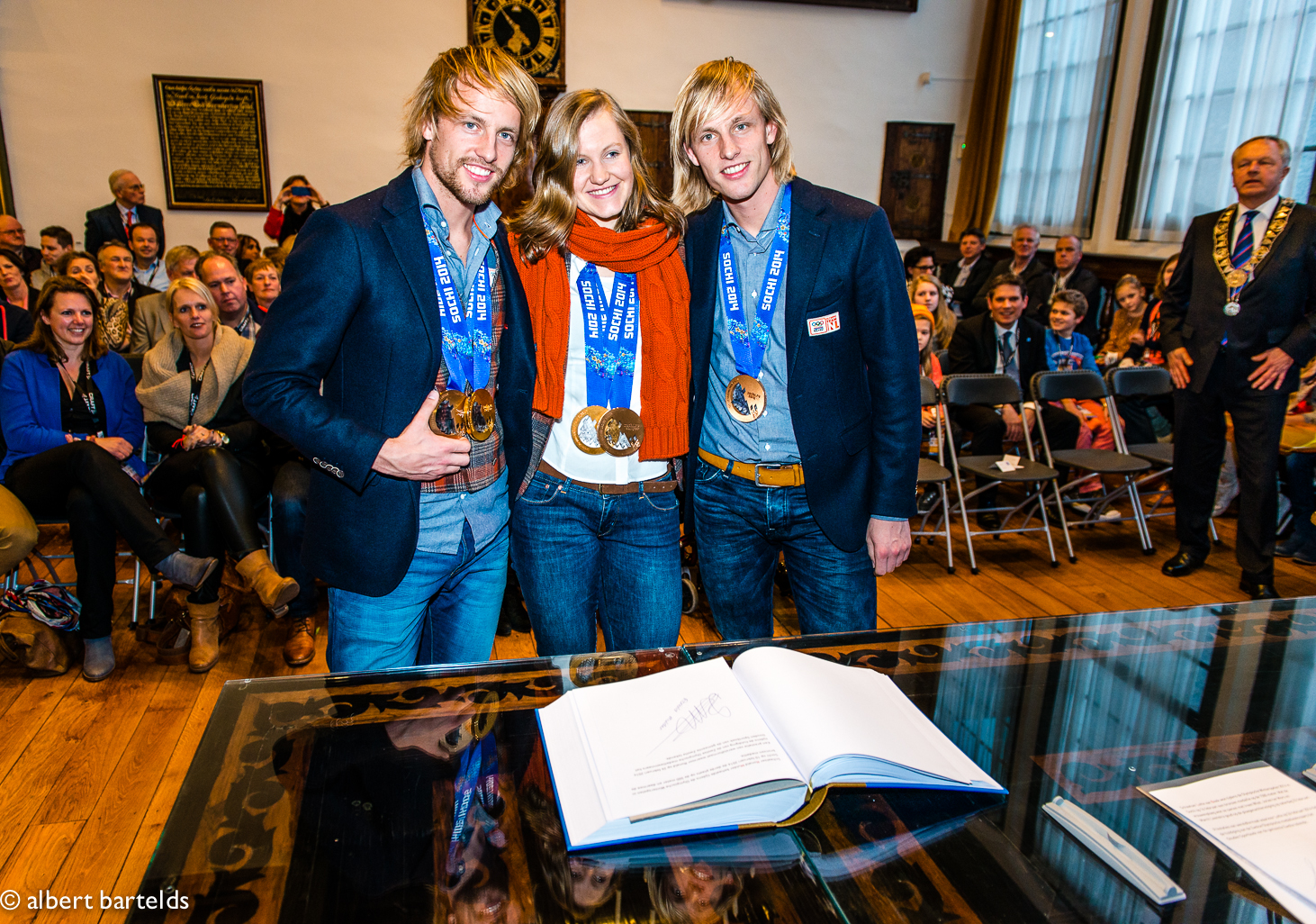 Gouden Sportboek Zwolle
